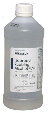 Isopropyl, Rubbing, Alcohol, 70%, 12 OZ, (BX/24) | Prabadin Corp